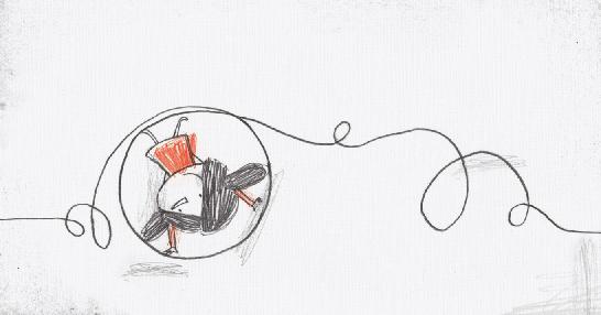 Cuentos sin palabras sobre el arte del trazo: La línea y Harold y el ...