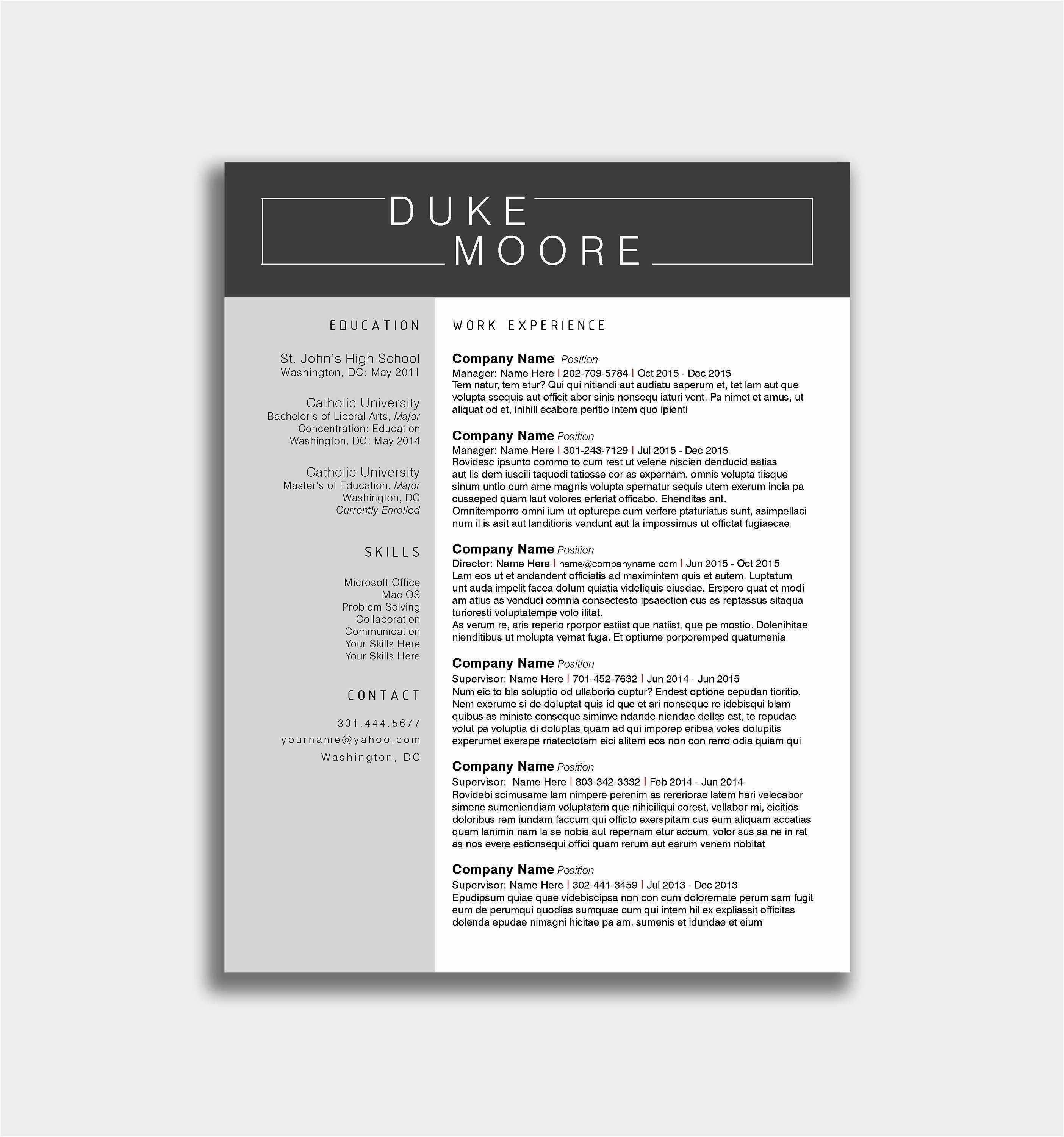 New Business Card Template 10 Per Page Resume Skills Resume Examples Best Resume Template