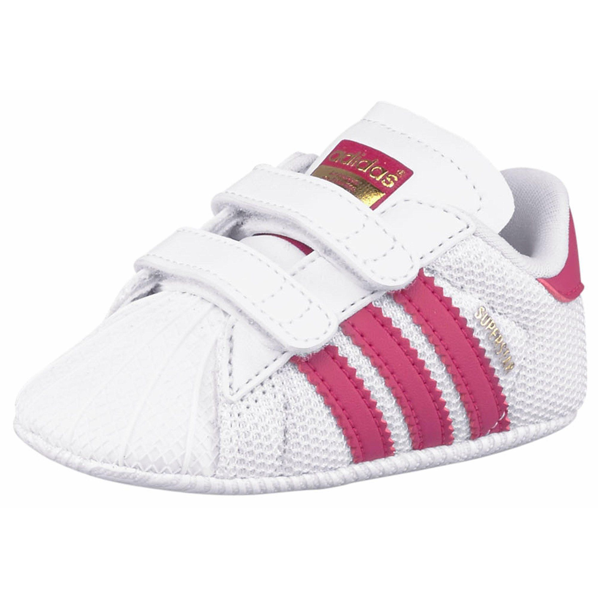 baskets b b fille adidas originals superstar crib chaussures b b fille chaussures b b et. Black Bedroom Furniture Sets. Home Design Ideas
