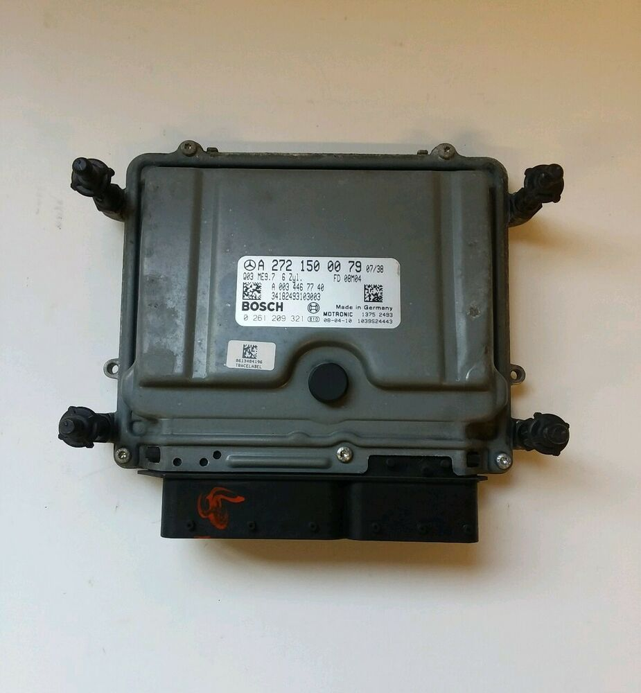 Sponsored eBay) 2008 2009 2010 Mercedes C300 Engine Control Unit