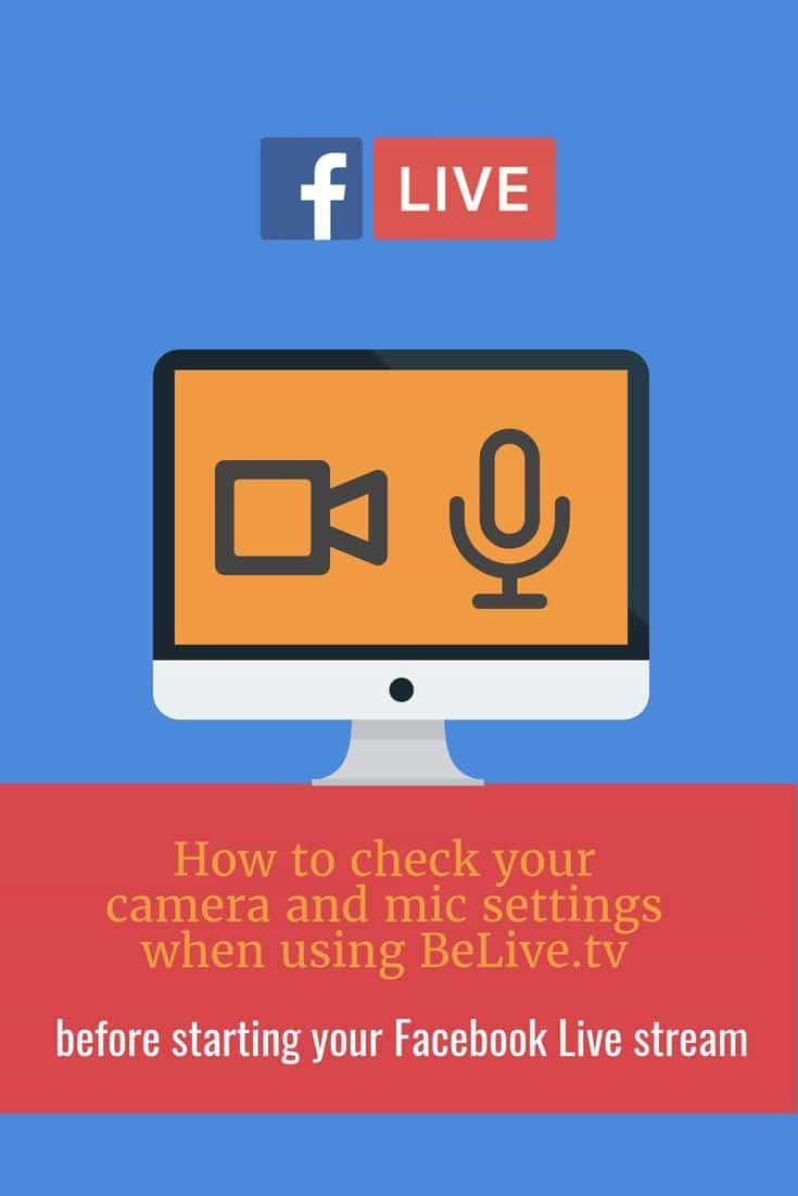 Belive Tv Is A Platform You Can Use For Live Streaming To Facebook Live