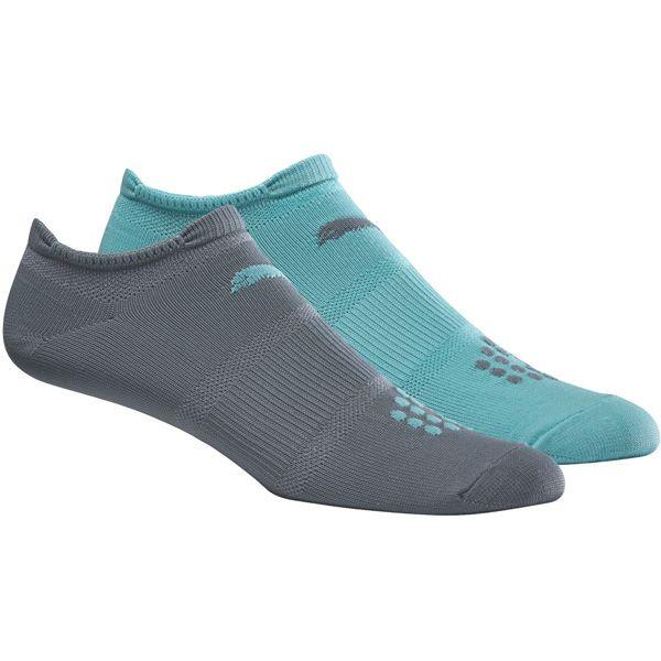 COOLTECH NYLON SPANDEX RUBBER. Microfiber Nylon. Front back Heel Tab; 1x1 Rib Arch Support; Comfort Toe Seam; Mesh Ventilation; Y Heel Core. Sock Size 10-13 (Fits Shoe Size 6-12.5)
