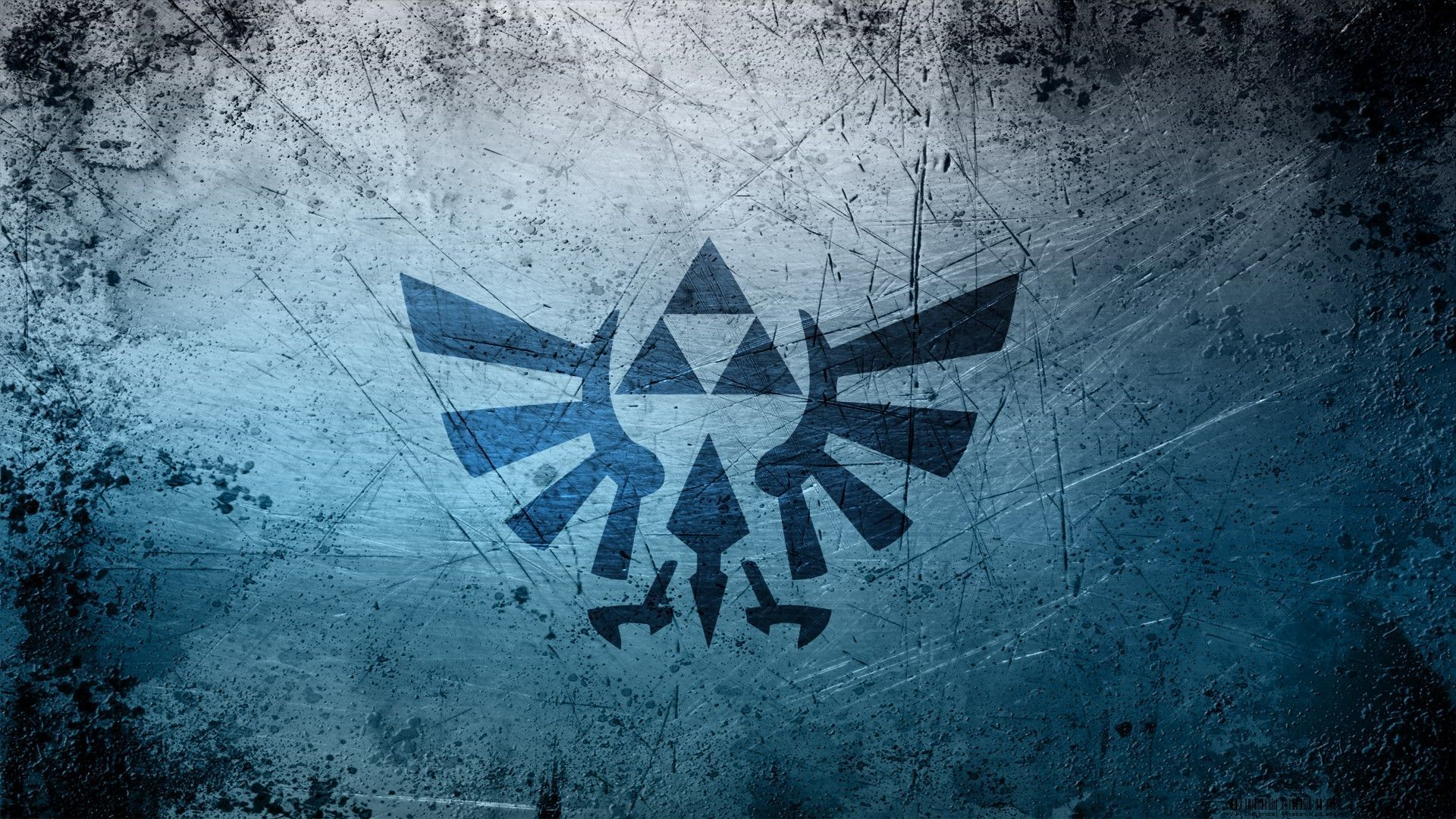 Hyrule Castle Symbol With Images Gaming Wallpapers Zelda Hd