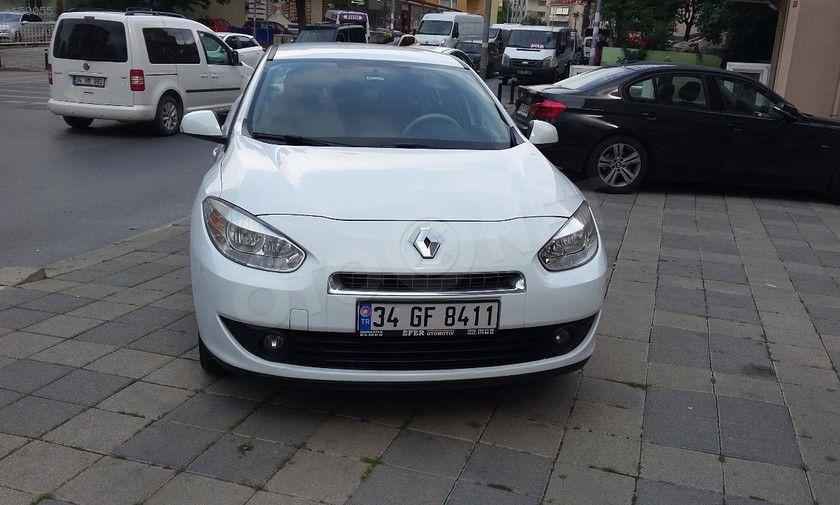 FLUENCE FLUENCE EXTREME 1.6 16V OV 2011 Renault Fluence FLUENCE EXTREME 1.6 16V OV