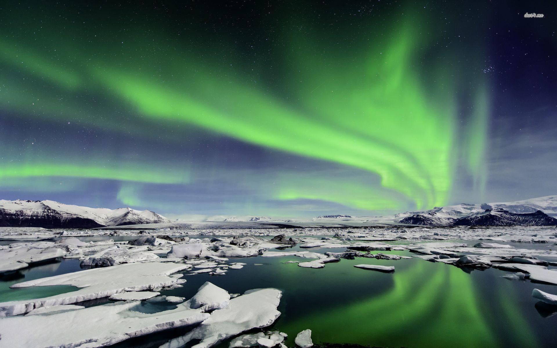 HD Northern Lights Wallpapers Download Free Noorderlicht