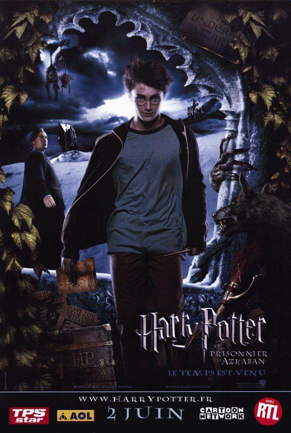 Harry Potter And The Prisoner Of Azkaban French 11x17 Movie Poster 2004 The Prisoner Of Azkaban Prisoner Of Azkaban Harry Potter Quiz
