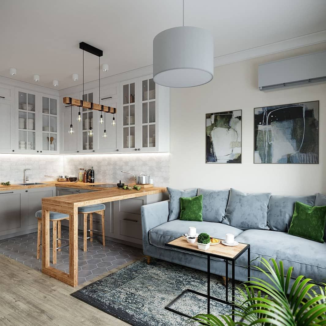 Kitchen Design 2020 1 Interior Design Kitchen Small Apartment Interior Home Decor Kitchen