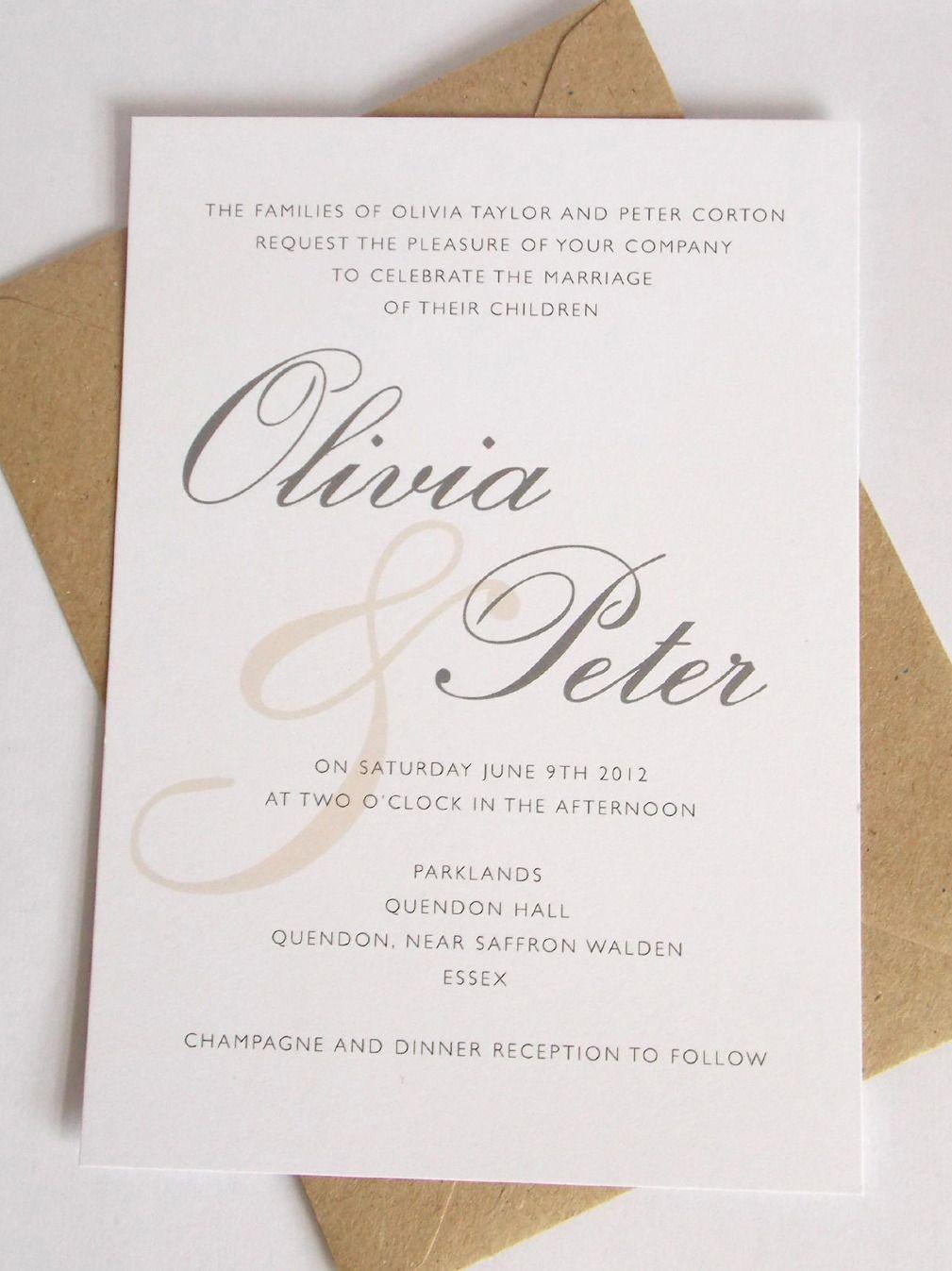Printing Wedding Invitations Edinburgh | Invitationsjdi.org