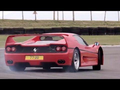 YOLO: #FerrariF40 vs #FerrariF50 Like You've Never Seen Them Before! [Chris Harris On Cars]