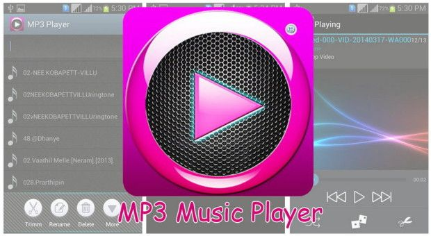 MP3 Player 1 0 7 Best Android APK Music Player | Android