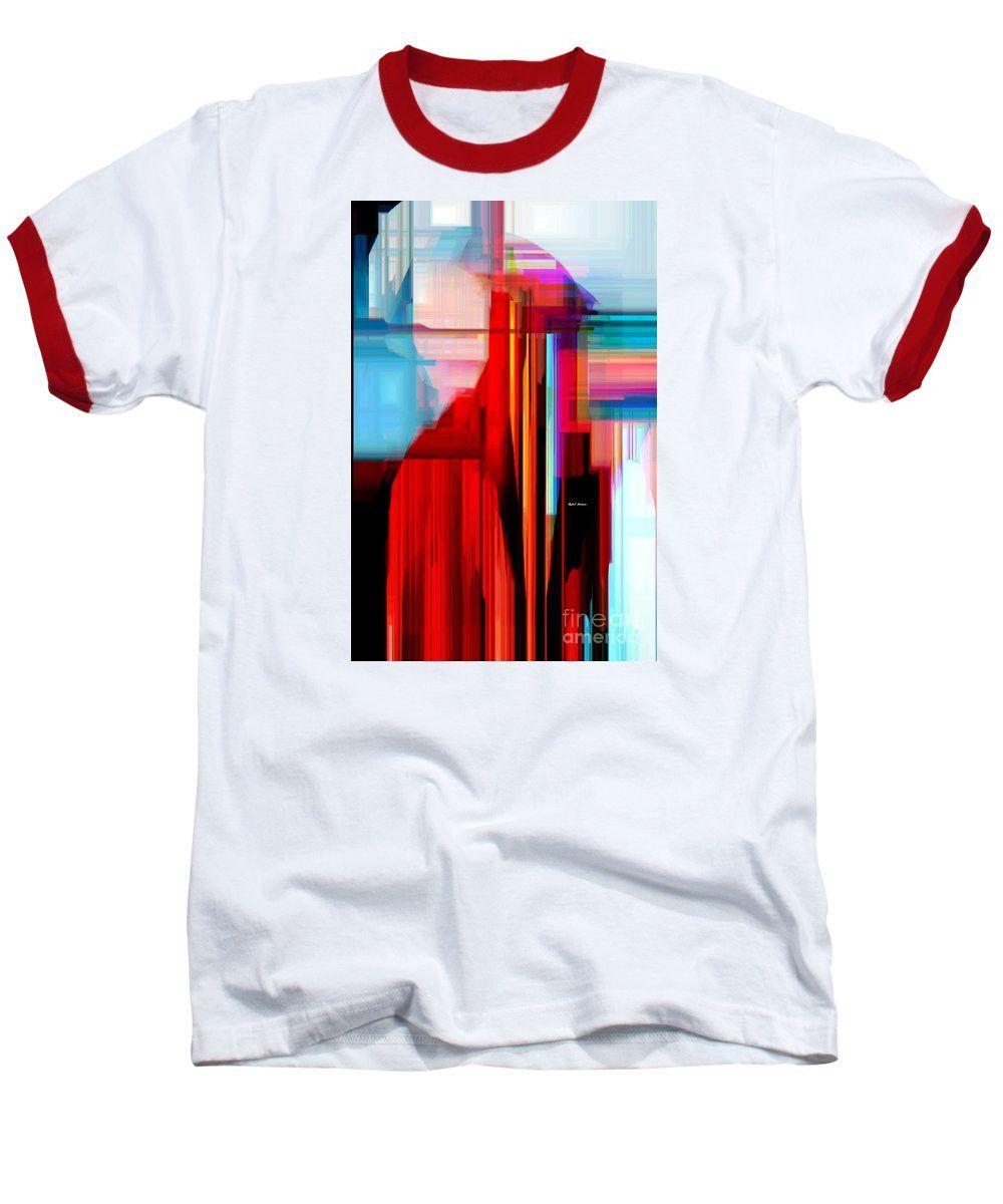 Baseball T-Shirt - Red Cape