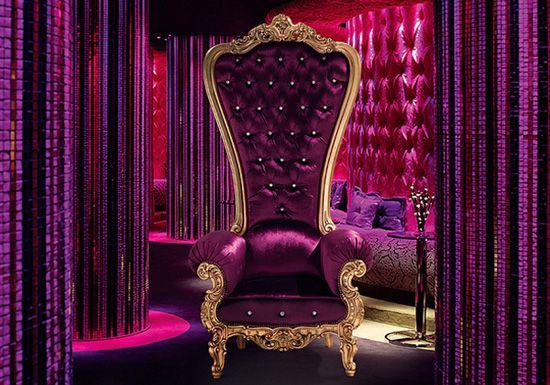 Luxury Throne Chair Of Furniture By Bretz