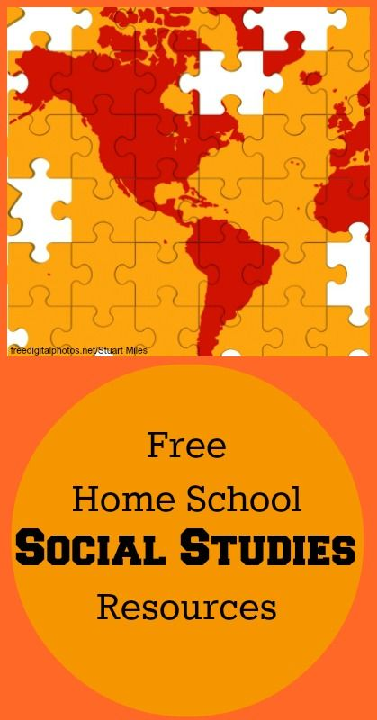 56 Free Homeschool Social Studies Resources  History