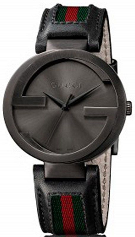 s and twitter watch watches pvd gucci pin dial strap women black case with