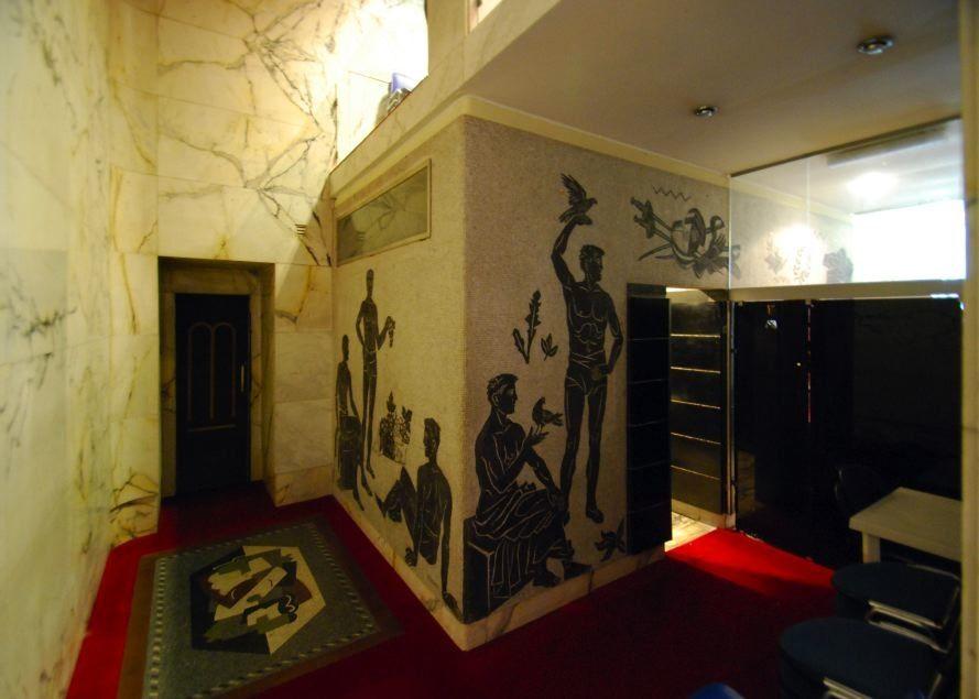 IT, Roma, exPalestra del Duce al Foro Italico. Architect