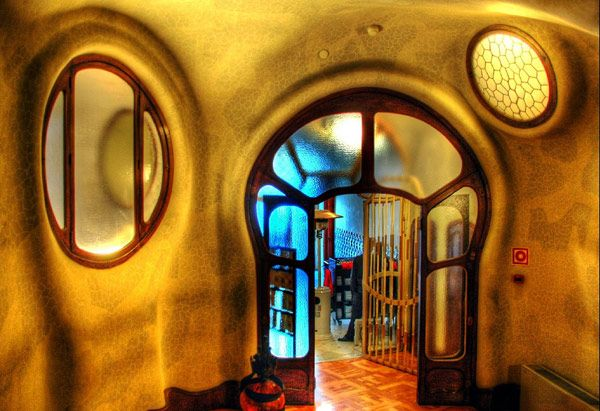 Casa Batllo - House Of Bones- Interior | Wish I was Here ...