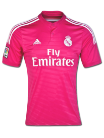 68a3a119dc231 REAL MADRID 2ª CAMISETA 14 15