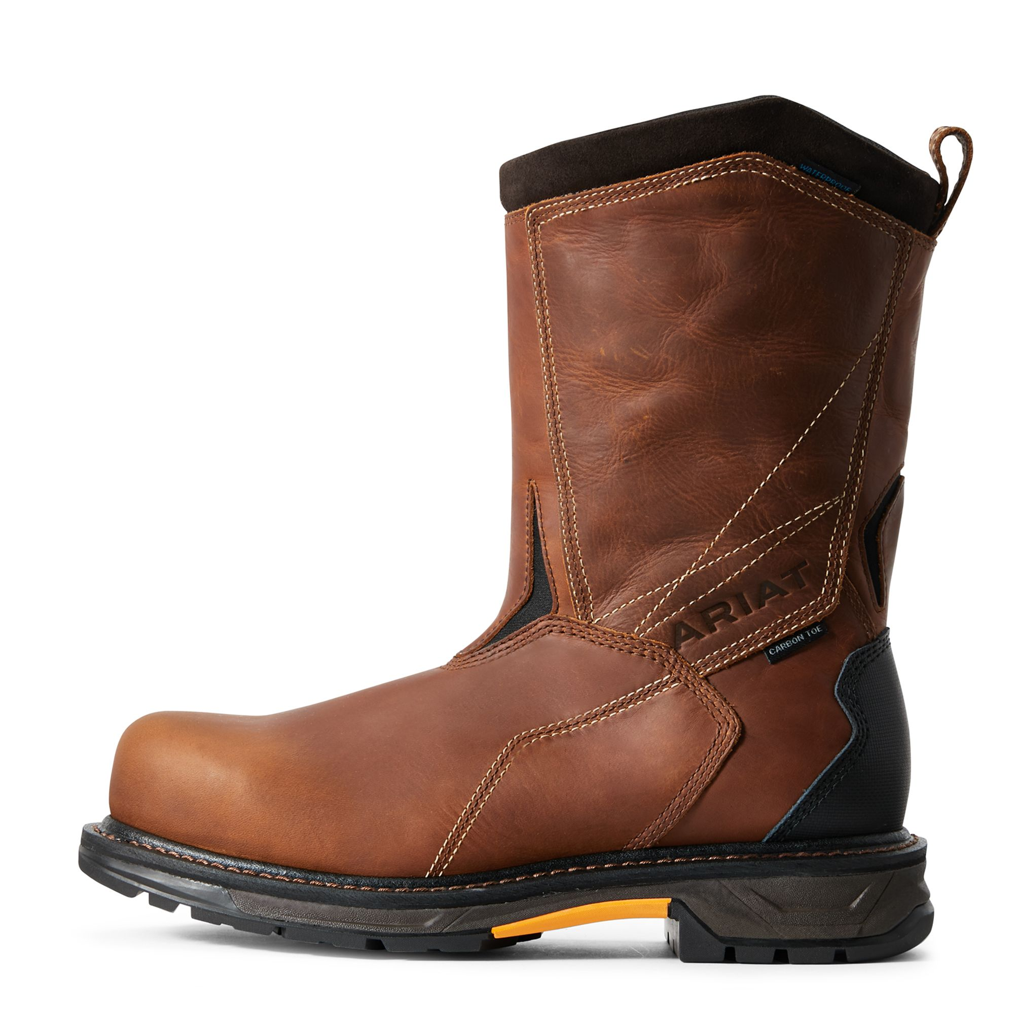 WorkHog XT Defy Waterproof Carbon Toe Work Boot Boots