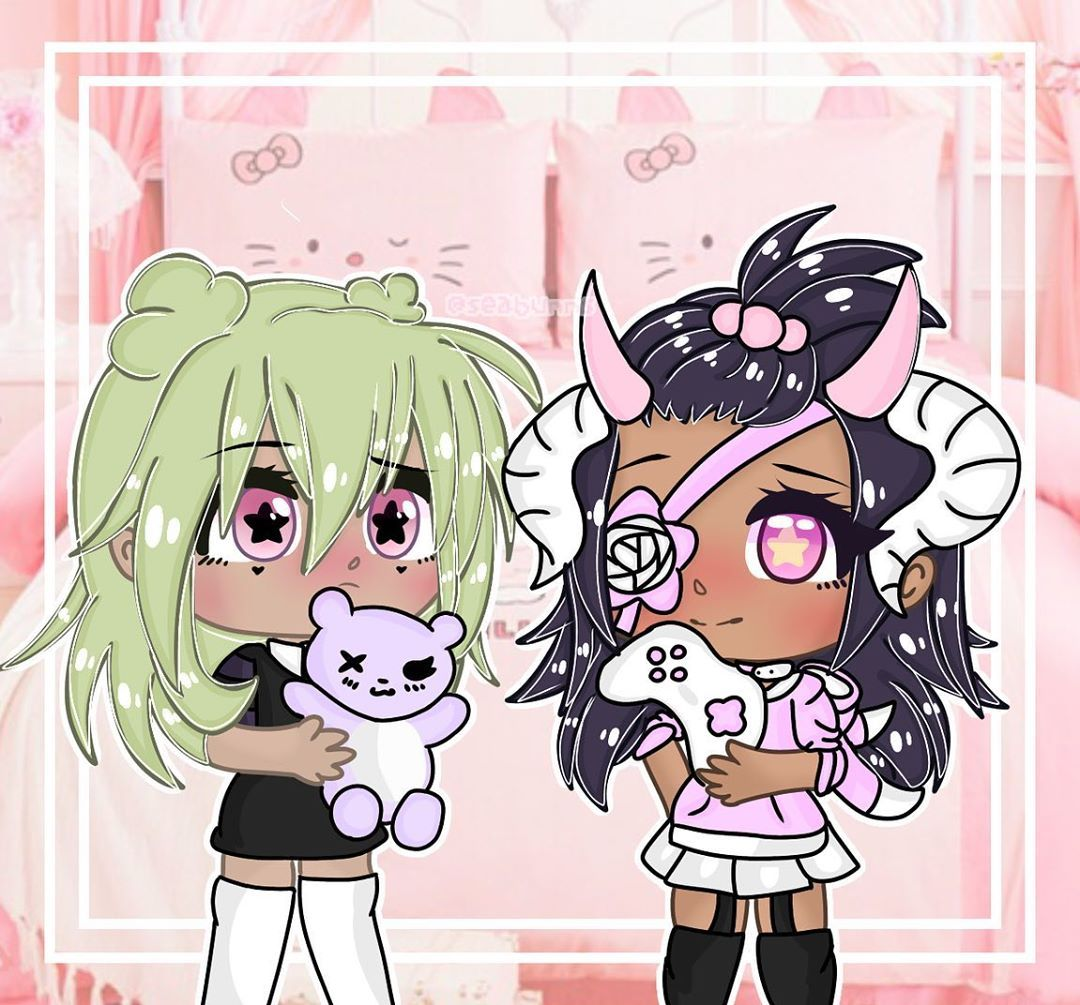 Pin on outfits for gachalife