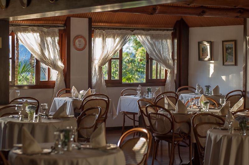 Restaurante Zermatt no Hotel Rosa dos Ventos