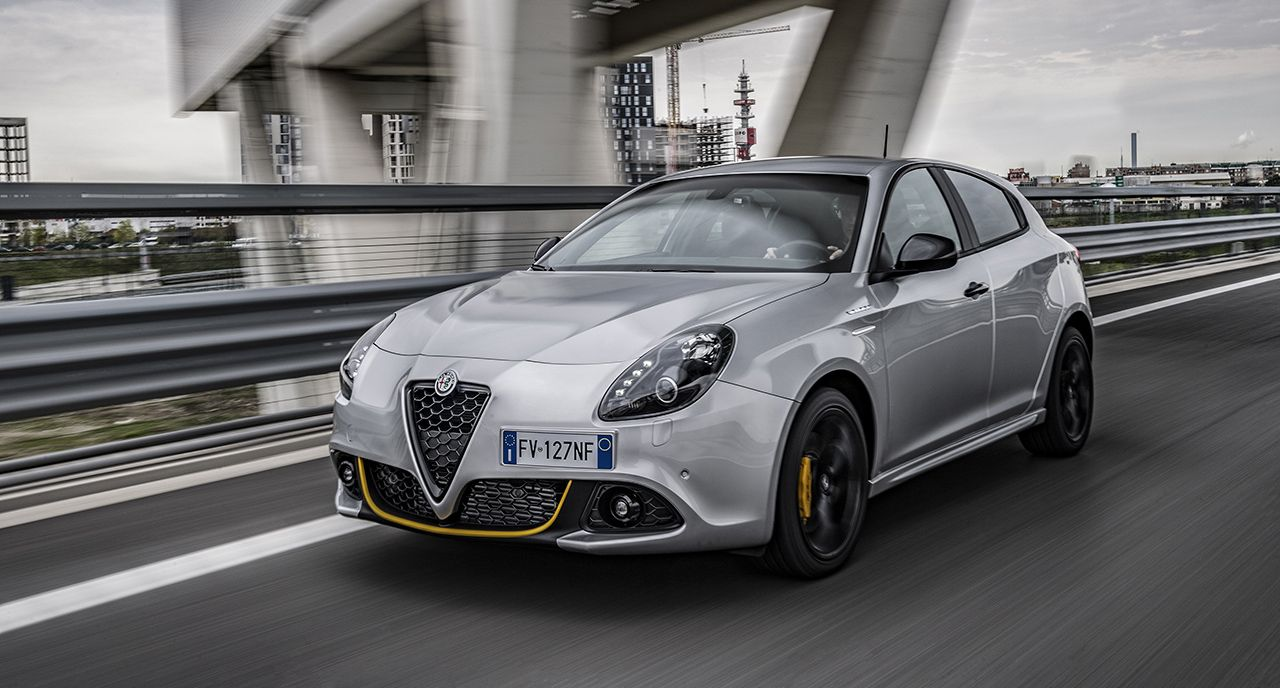 Alfa Romeo Giulietta My19 And U Go By Leasys Inaugurate The