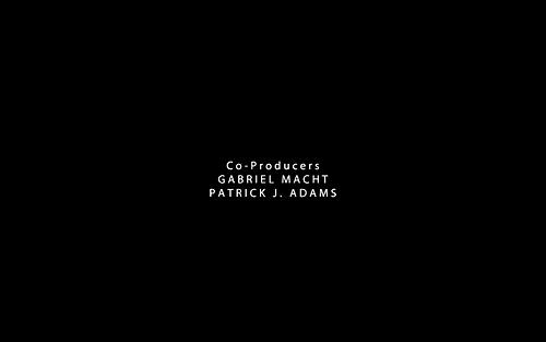 Look who's co-producing #SUITS ... #suitsusa Suits USA #gabrielmacht #patrickjadams #halfadams