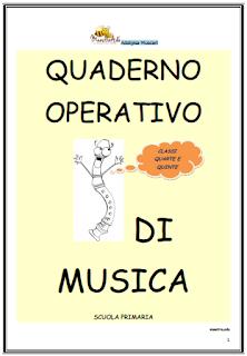 IL QUADERNO INTERO DI MUSICA DI QUINTA SCARICA