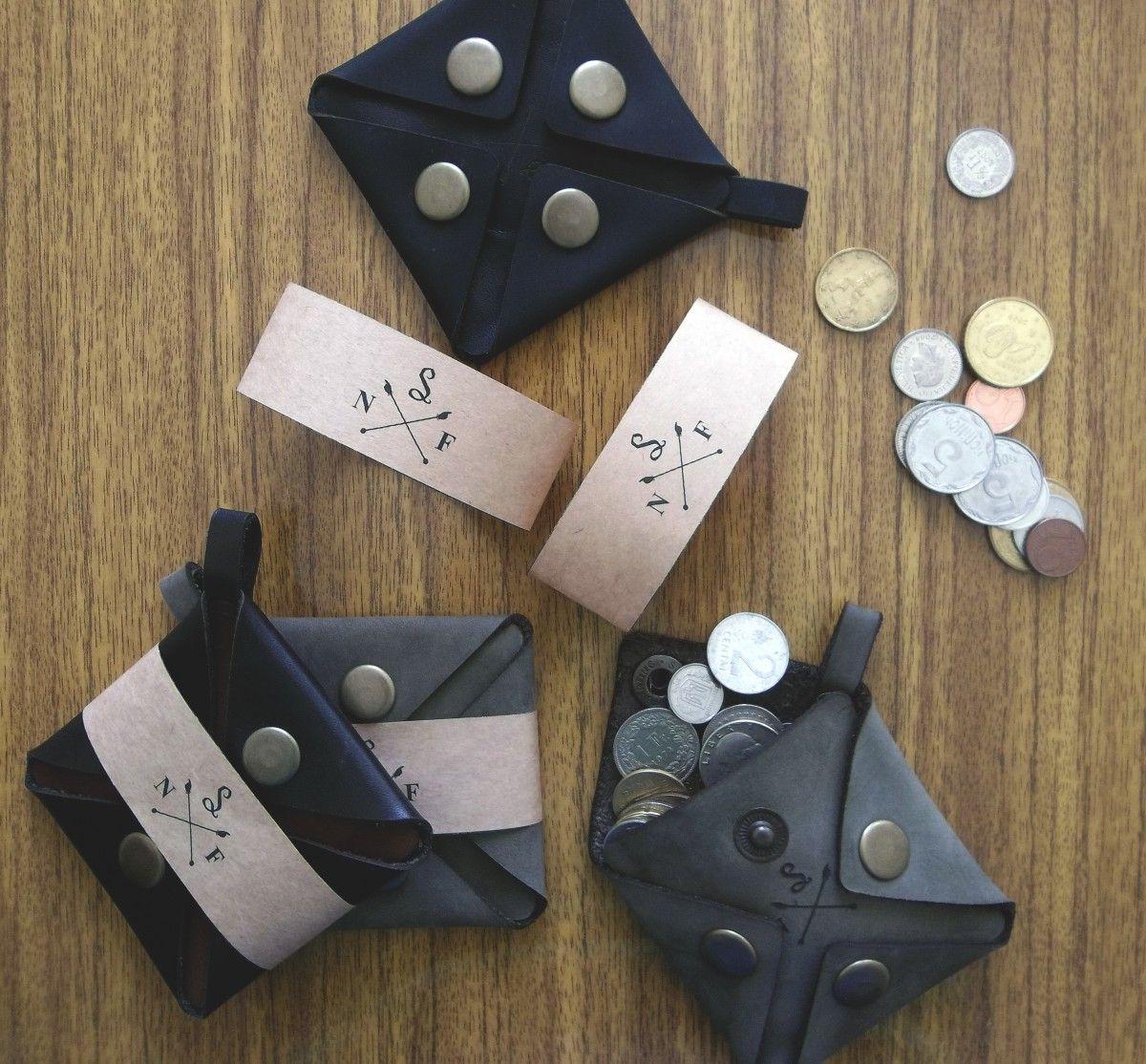 3a4a86bb5d1d Монетница/ кошелек для монет ручной работы (9515) | Купить на ЦЕХ32 ...