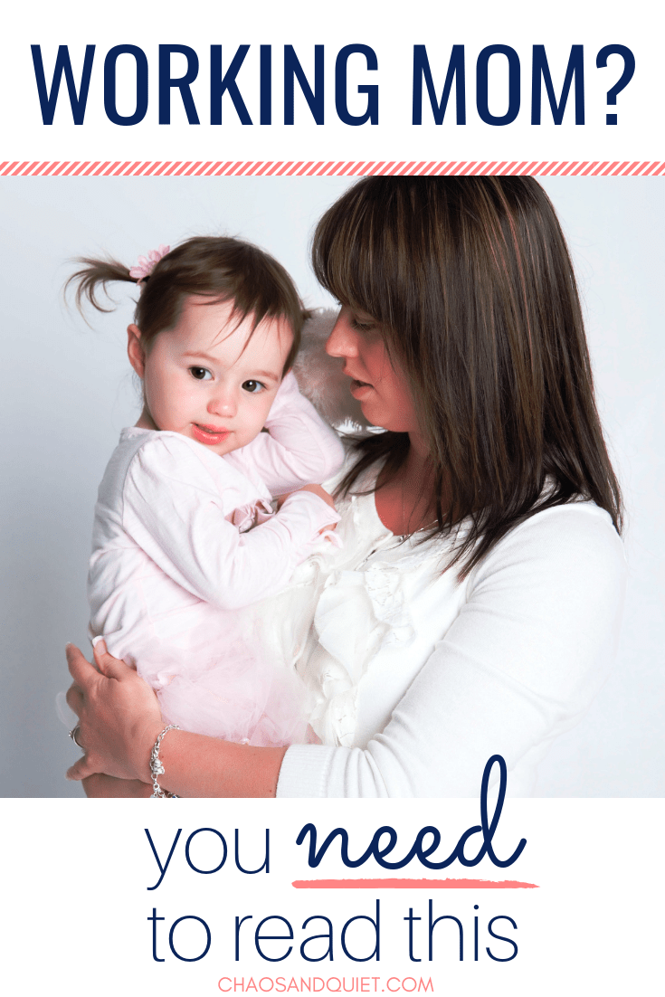 The Reality of Being a Working Mom | Working Mom Advice ...
