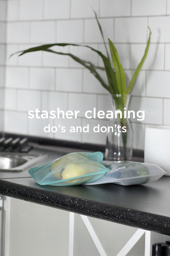 Stasher Cleaning Do S And Don Ts To Keep Your Bags Healthy And Smelling Fresh Cleaning Hacks Stasher Cleaning
