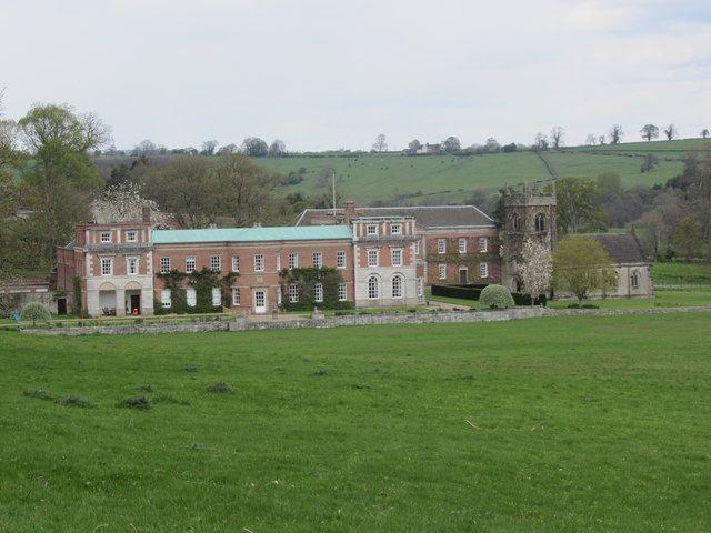 Okeover Hall Home Of Earl Of Shewsbury Earls Of Great