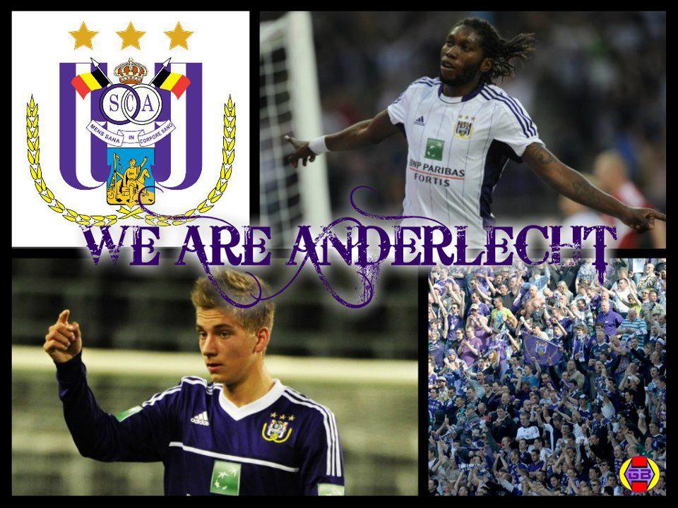 Chancel Mbemba Wallpaper: We Are Anderlecht!