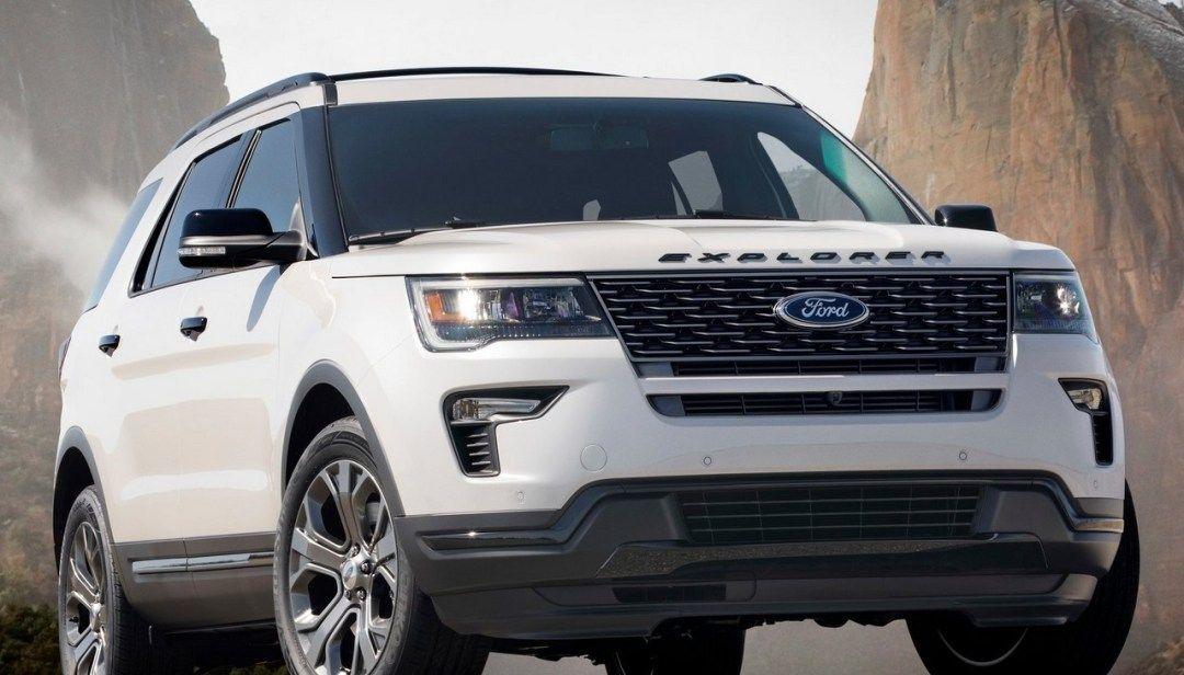 Ford Explorer Sport 2018 nouvelles fonctionnalités de
