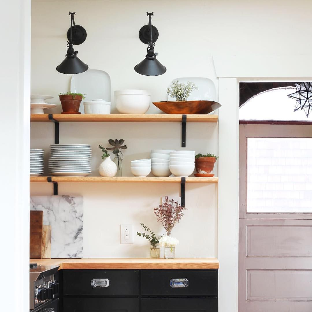 Dexter House kitchen renovation | the Grit and Polish http://www ...