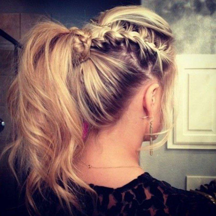 Coiffure 2015 Coupes Cheveux Femme Pour Les Mois Chauds Coiffures