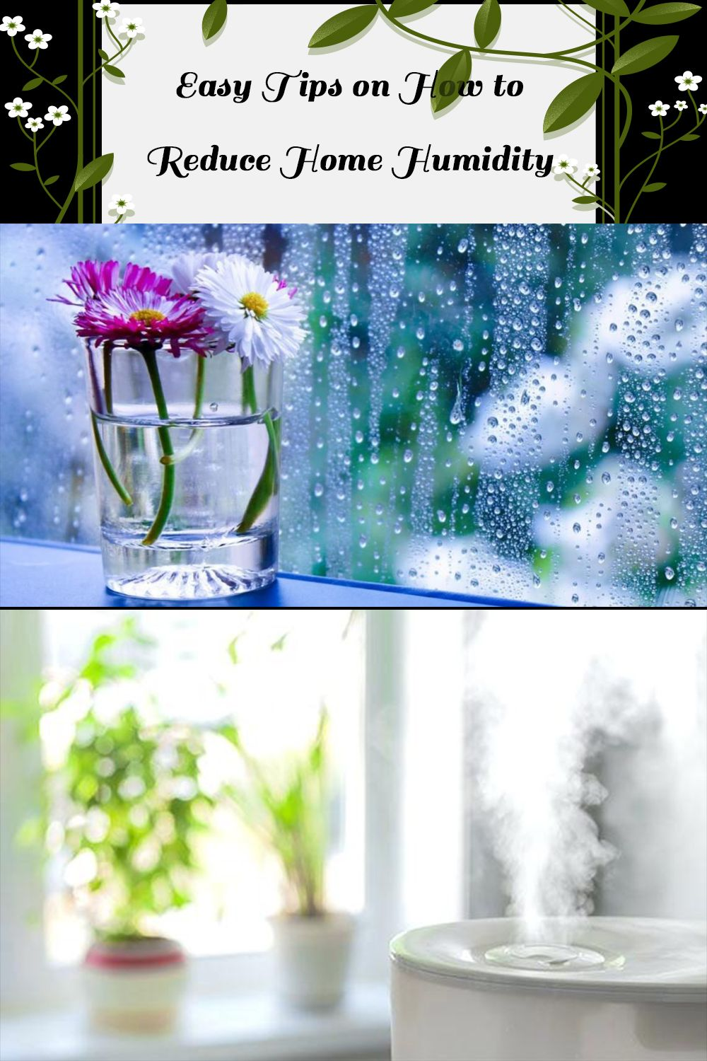 Is Humidity Creating An Uncomfortable Environment At Home Or Work You Might Want To Reduce By Trying These Simple Tips