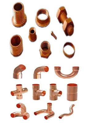 CopperFittings #Copperfitting #CopperComponents #CopperParts Copper