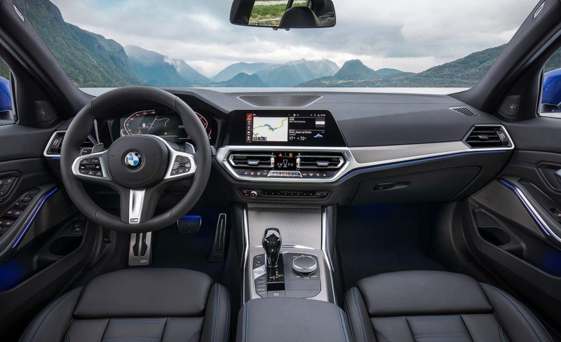 The 2019 Bmw 3 Series Is Done Resting On Its Laurels Bmw 3