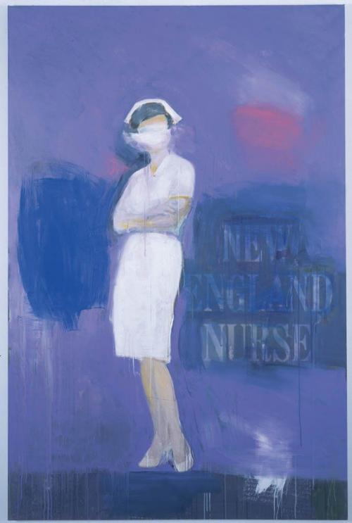 Richard Prince #contemporaryart #contemporary #art #portrait