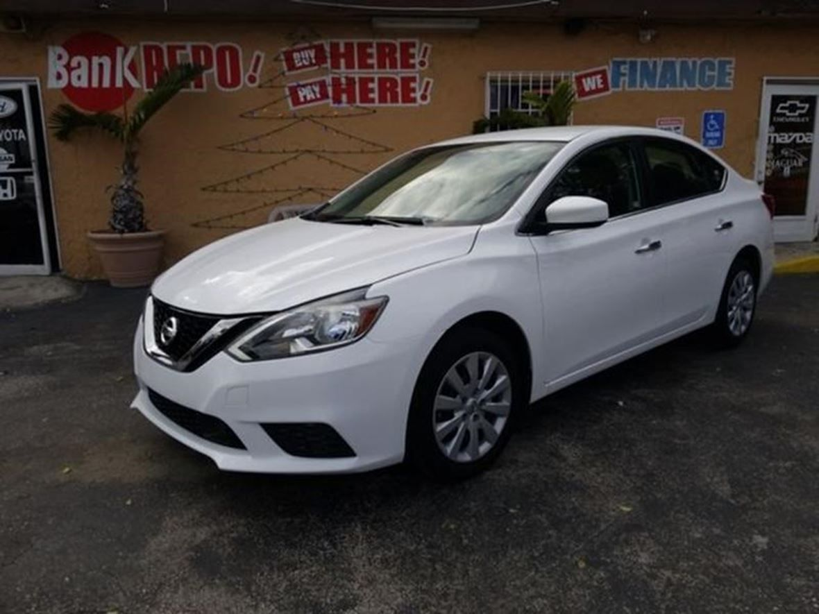 2018 Nissan Sentra for Sale by Owner in Miami, FL 33126