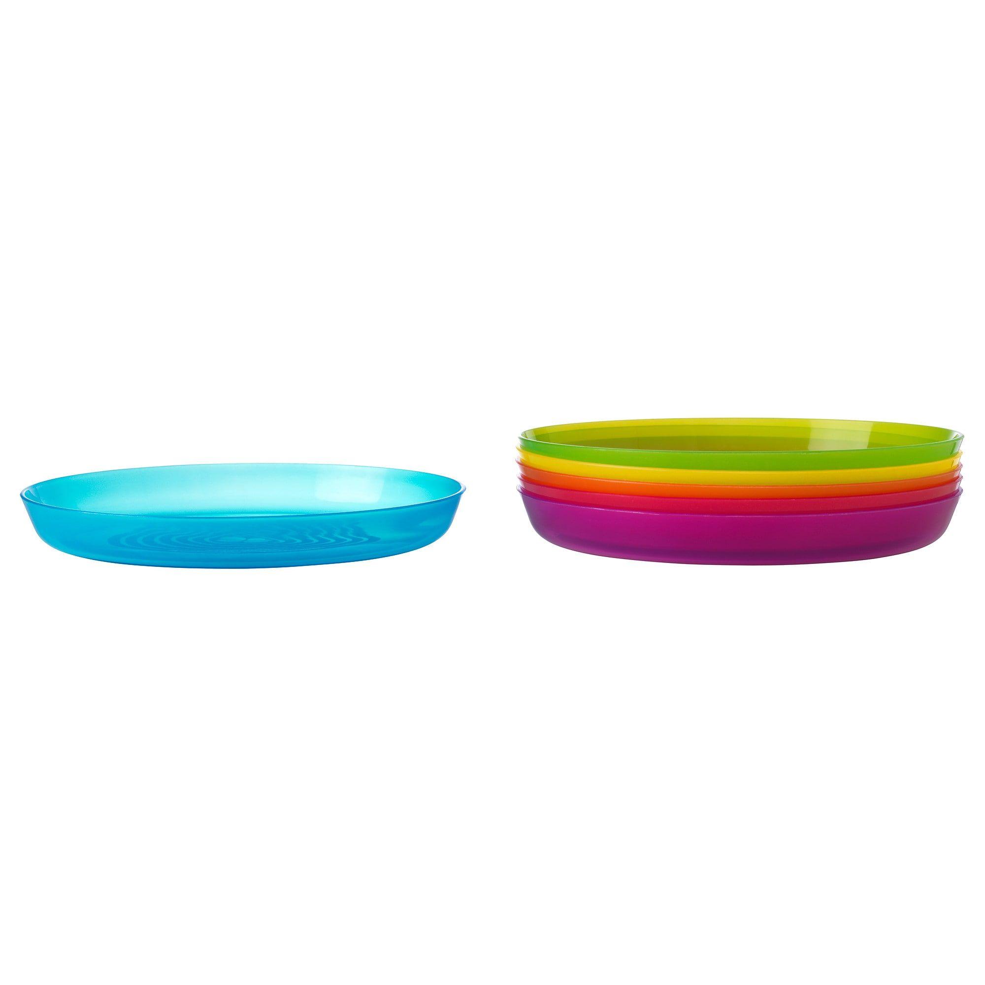 Us Furniture And Home Furnishings Plastic Plates Kids Plates Plastic Cutlery