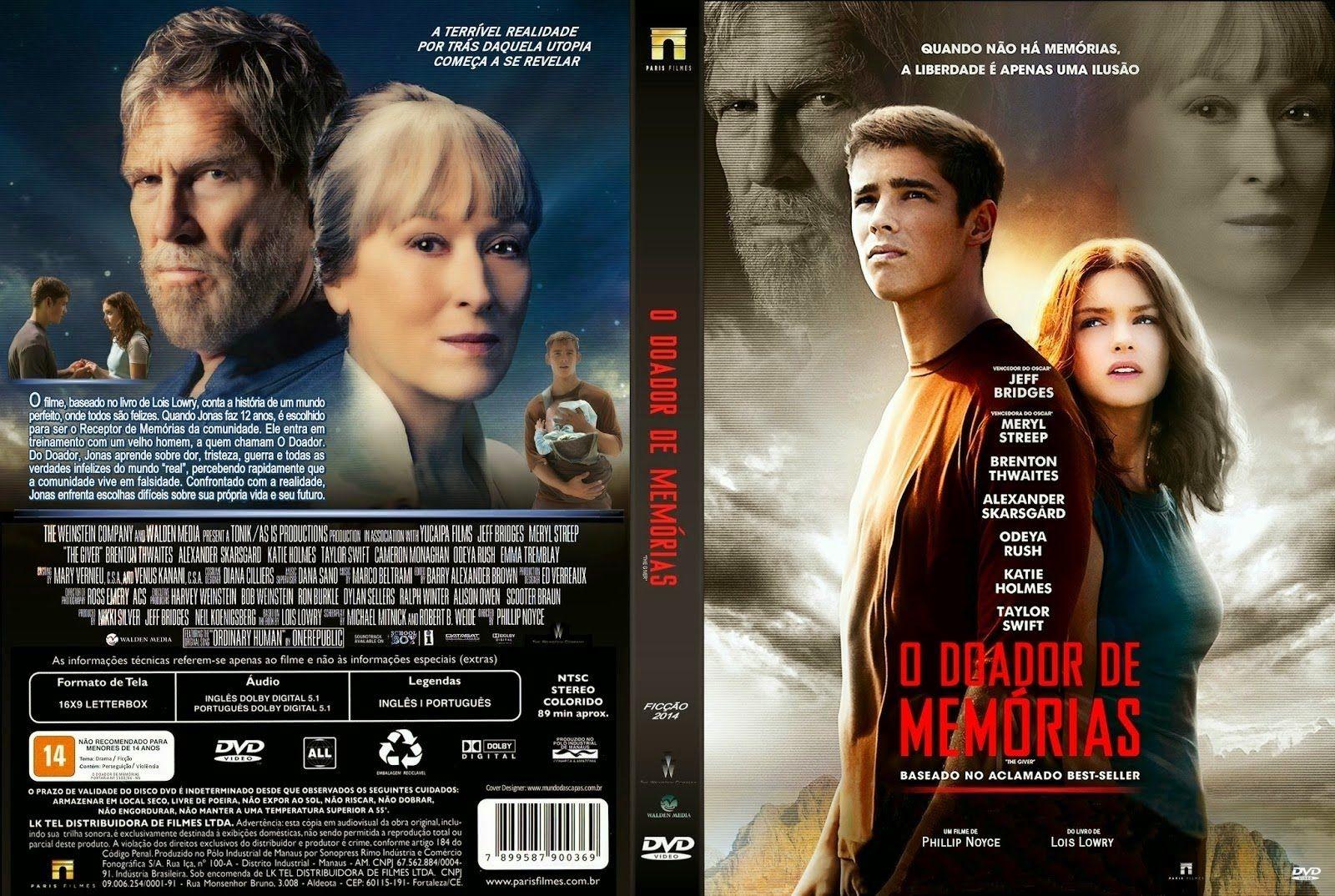 Filme O Doador de Memórias - (Completo)  Dublado - Lançamento 2014
