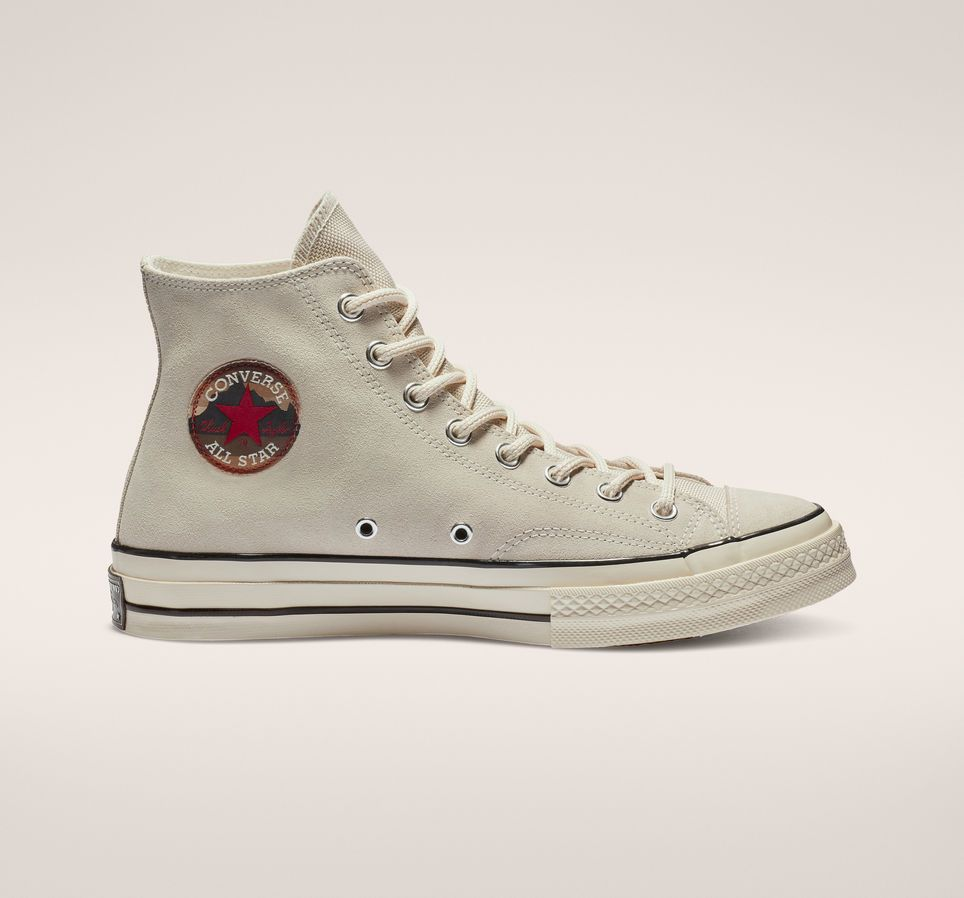 Chuck 70 Base Camp Suede High Top