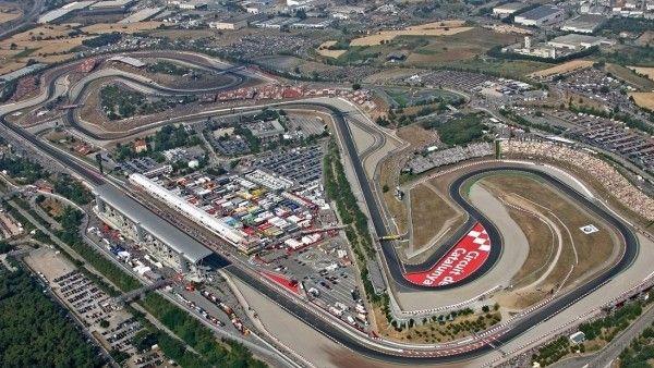 Formula 1 Spanish Grand Prix The Circuit De Catalunya