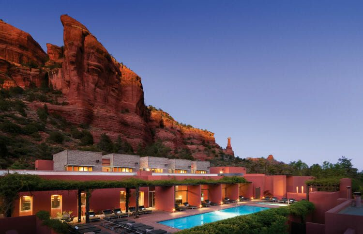 All Inclusive Spa Resort Mii Amo In Sedona Arizona Destination Spa Spa Getaways Sedona Spa