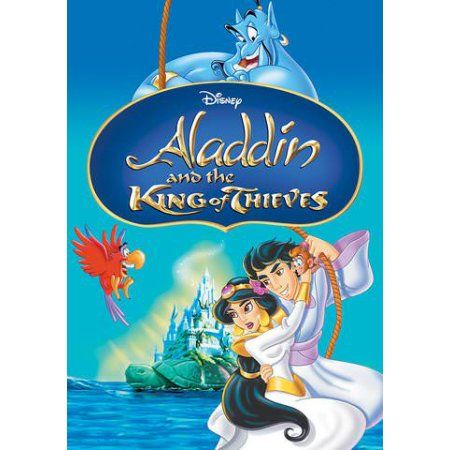 Aladdin And The King Of Thieves Disney Presents Disney Movies