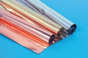 Heavy Gauge Foil Aluminum Metal Metal Craft Foil