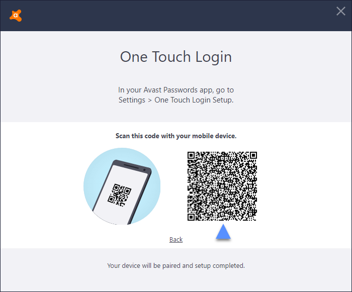 How To Set Up And Use The One Touch Login Feature On Avast Password