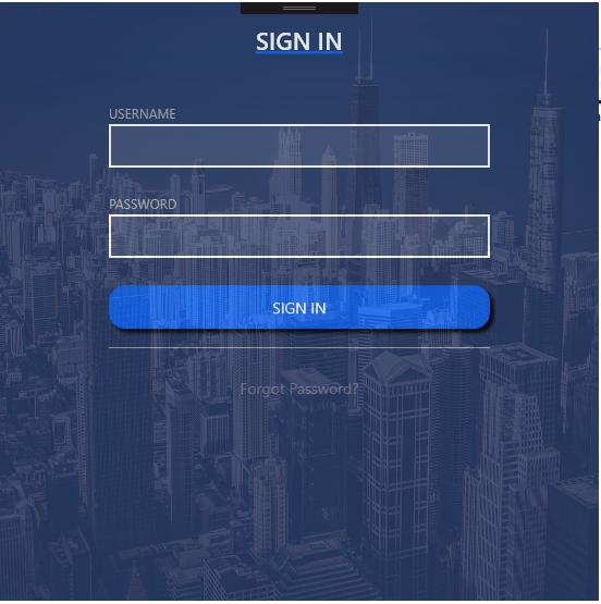 WPF Tutorial: How to create login window in WPF   Code Percent
