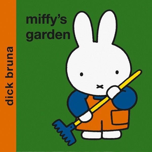 Miffy's garden boek: nijntje in de winkel van Nijntje